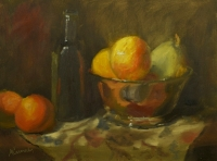 G.carmody_m_tarnished-silver-and-bottle_oil_9x12_brt_0