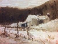 E.carmody_m_snowy-winter-barn-day-oil-11x14_brt
